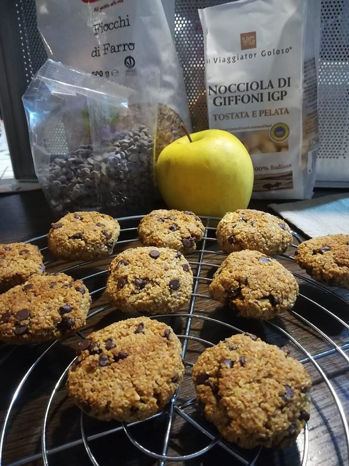 Biscotti NutrEssenza (senza zucchero) Biscotti-derosas