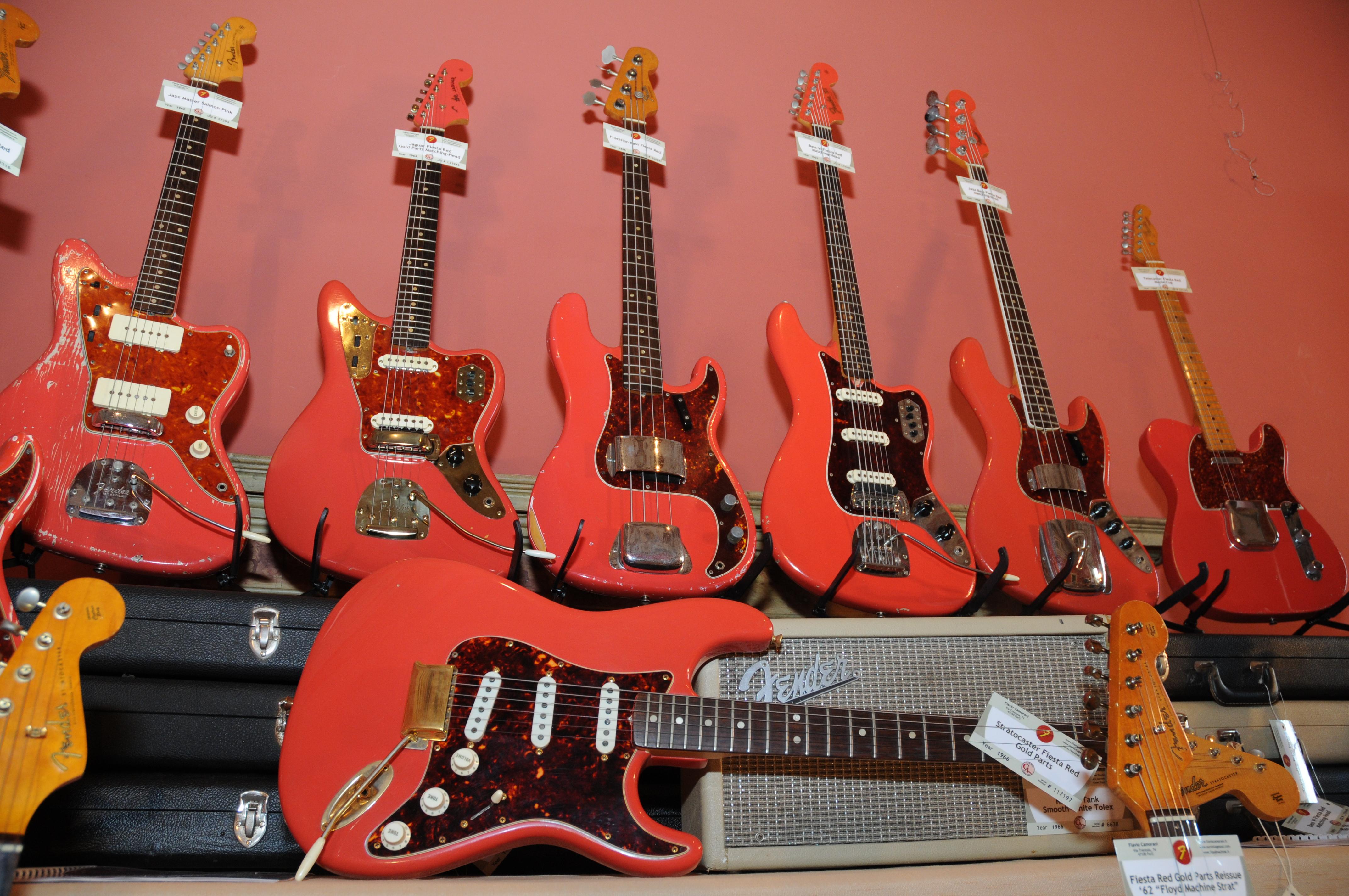 Fender Vintage Museum