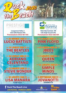 Rock The Beach Life Fsetival 2020