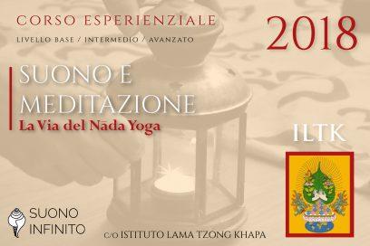 SUONO E MEDITAZIONE A POMAIA – 2018!