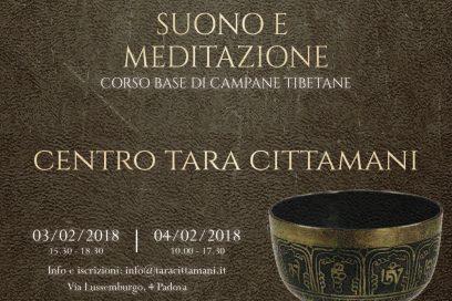 Corso di Campane Tibetane a Padova