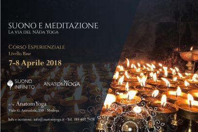 Suono e Meditazione: Nada Yoga a Modena!