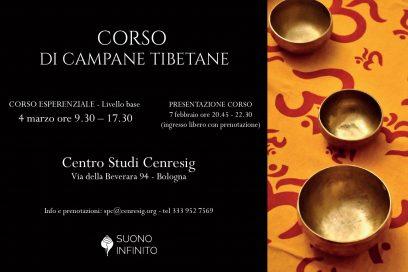 Corso di Campane Tibetane a Bologna