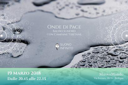 Bagno sonoro a Bologna