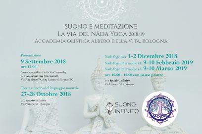 Suono e Meditazione: percorso completo a Bologna