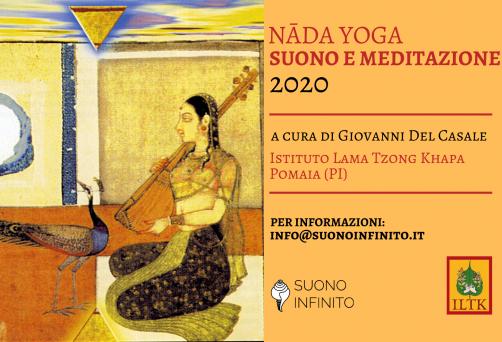 NĀDA YOGA: SUONO E MEDITAZIONE A POMAIA 2020!